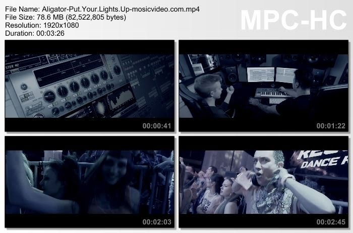 Put Your Lights Up HD - دی جی علیگیتور